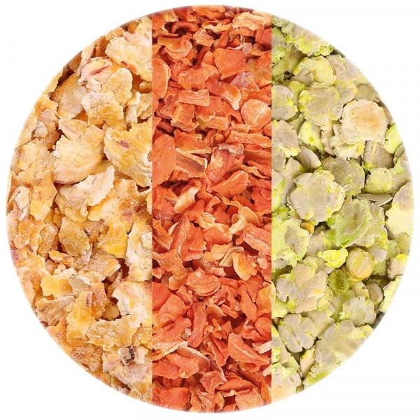 Petto® Bio Maisflocken Gemüsemischung