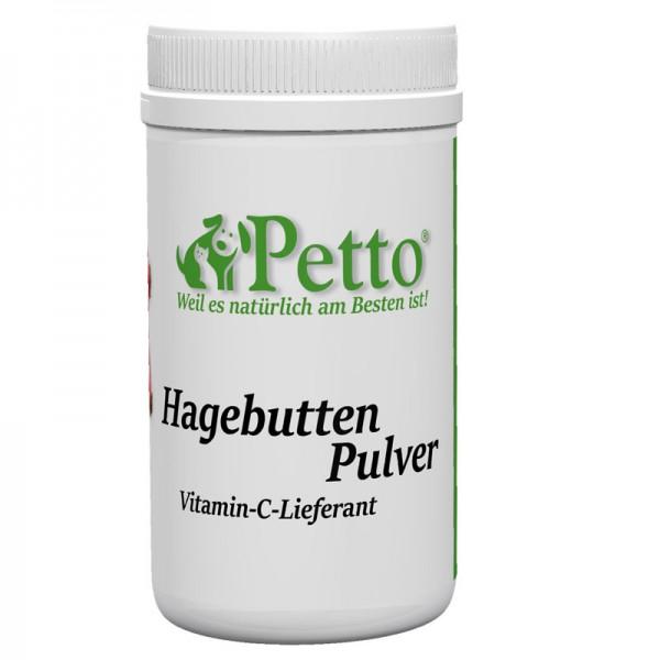 Petto® Bio Hagebuttenschalenmehl