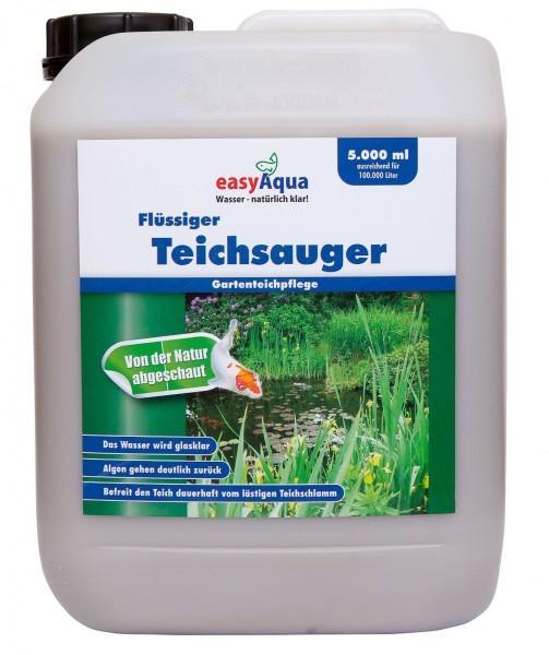 easyAqua® Flüssiger Teichsauger