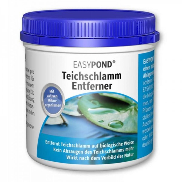 EASYPOND® Teichschlammentferner